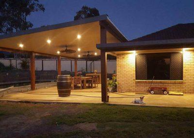 Residential lighting installation